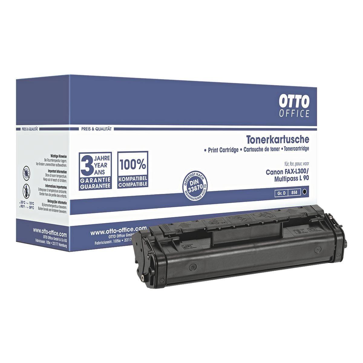 OTTO Office Toner ersetzt Canon »FX 3«