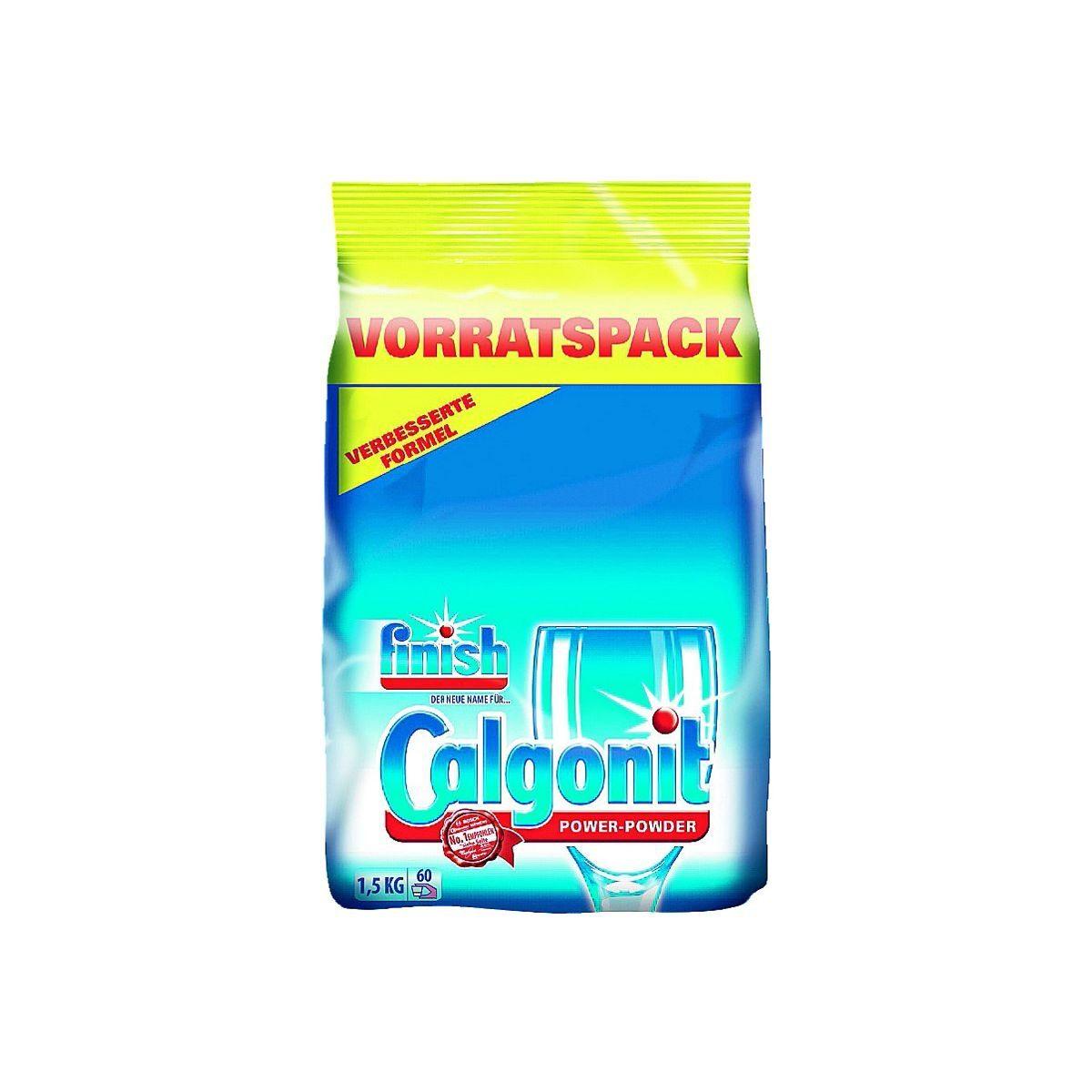 Calgonit Geschirrspülmittel »finish Power Powder«