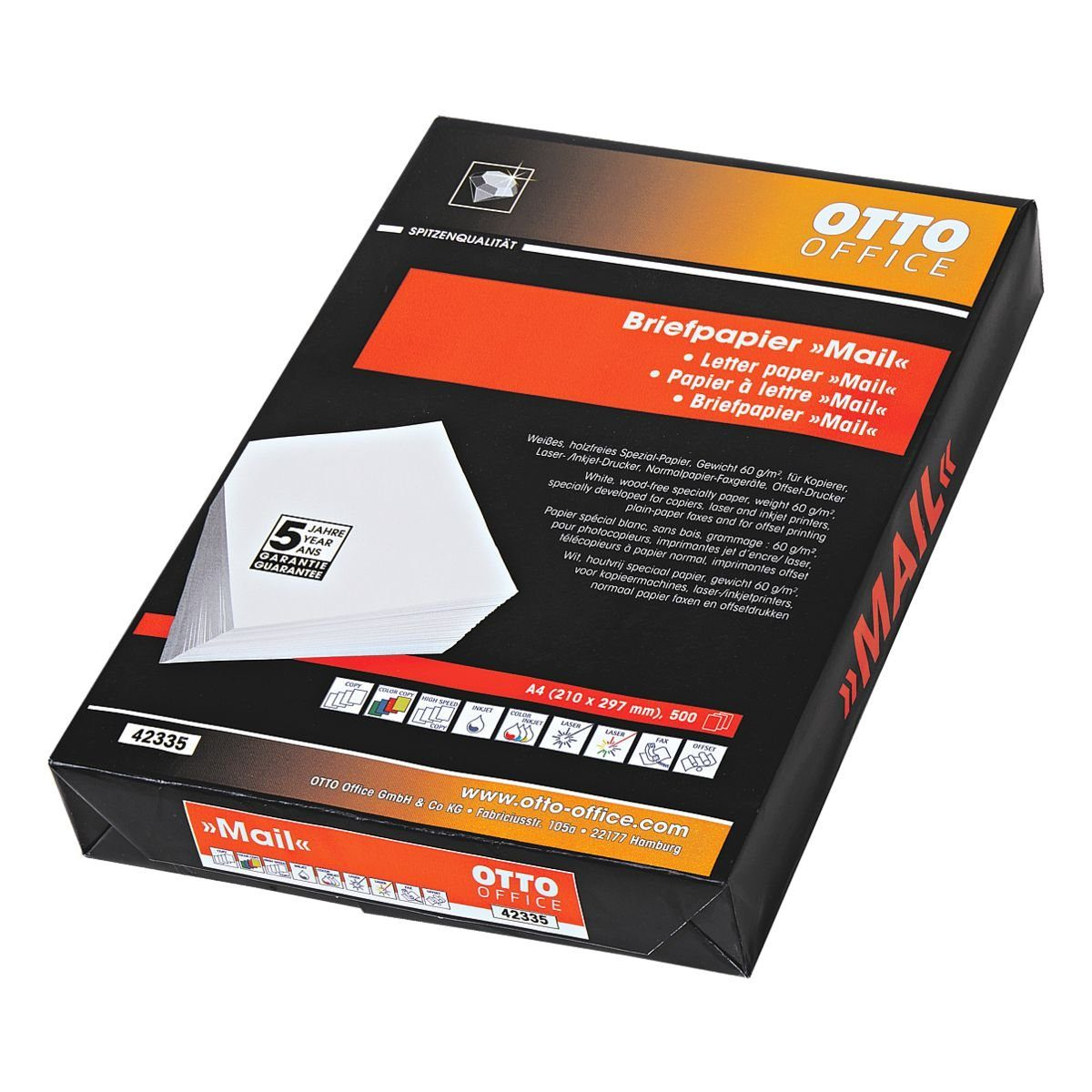 OTTO Office Premium Multifunktionales Briefpapier »MAIL«