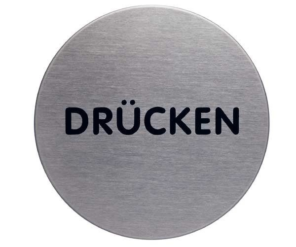 Durable Piktogramm »Drücken«