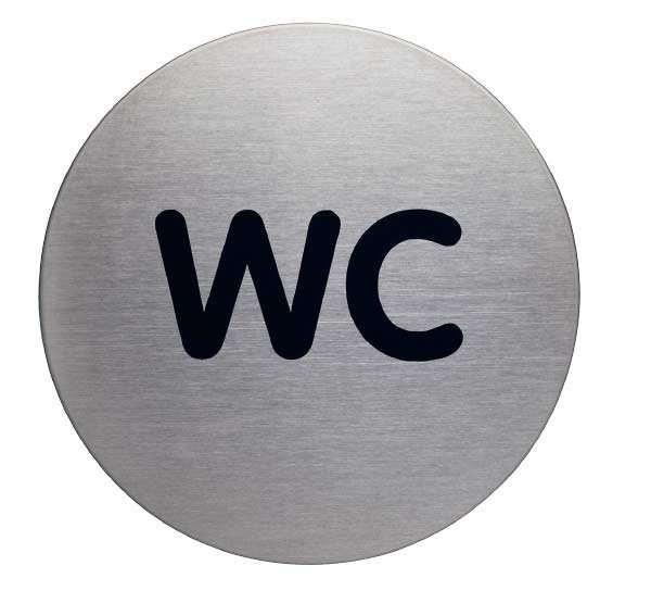 Durable Piktogramm »WC«