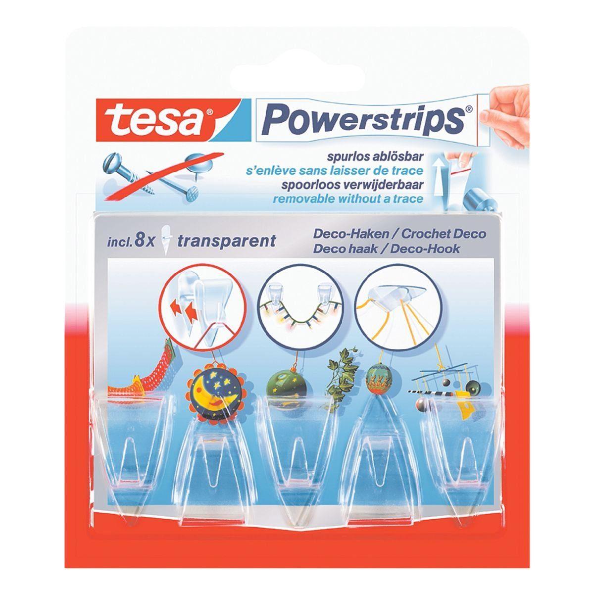 Tesa Powerstrips 58900 »Deko-Haken«