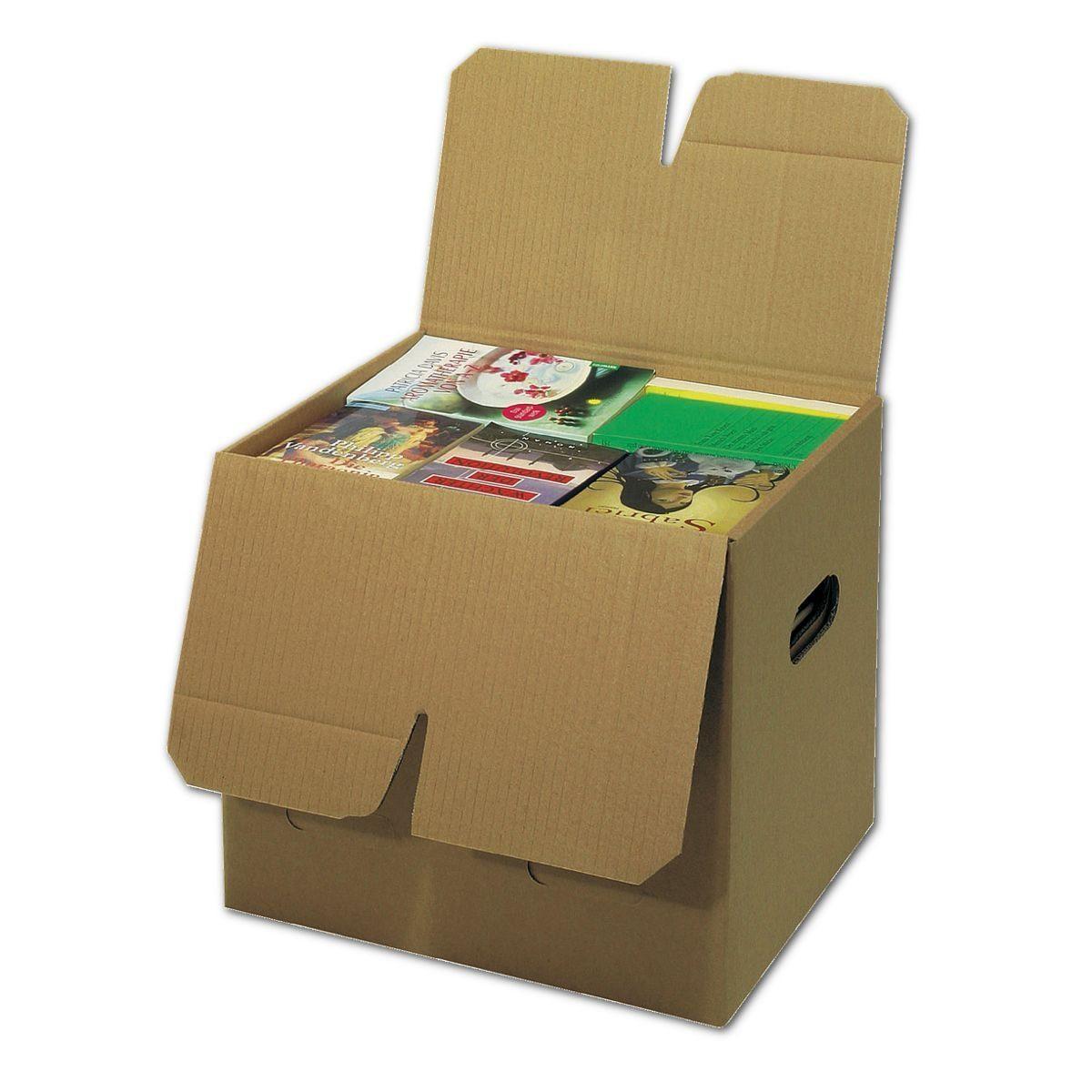 Quali Well Bücherkartons