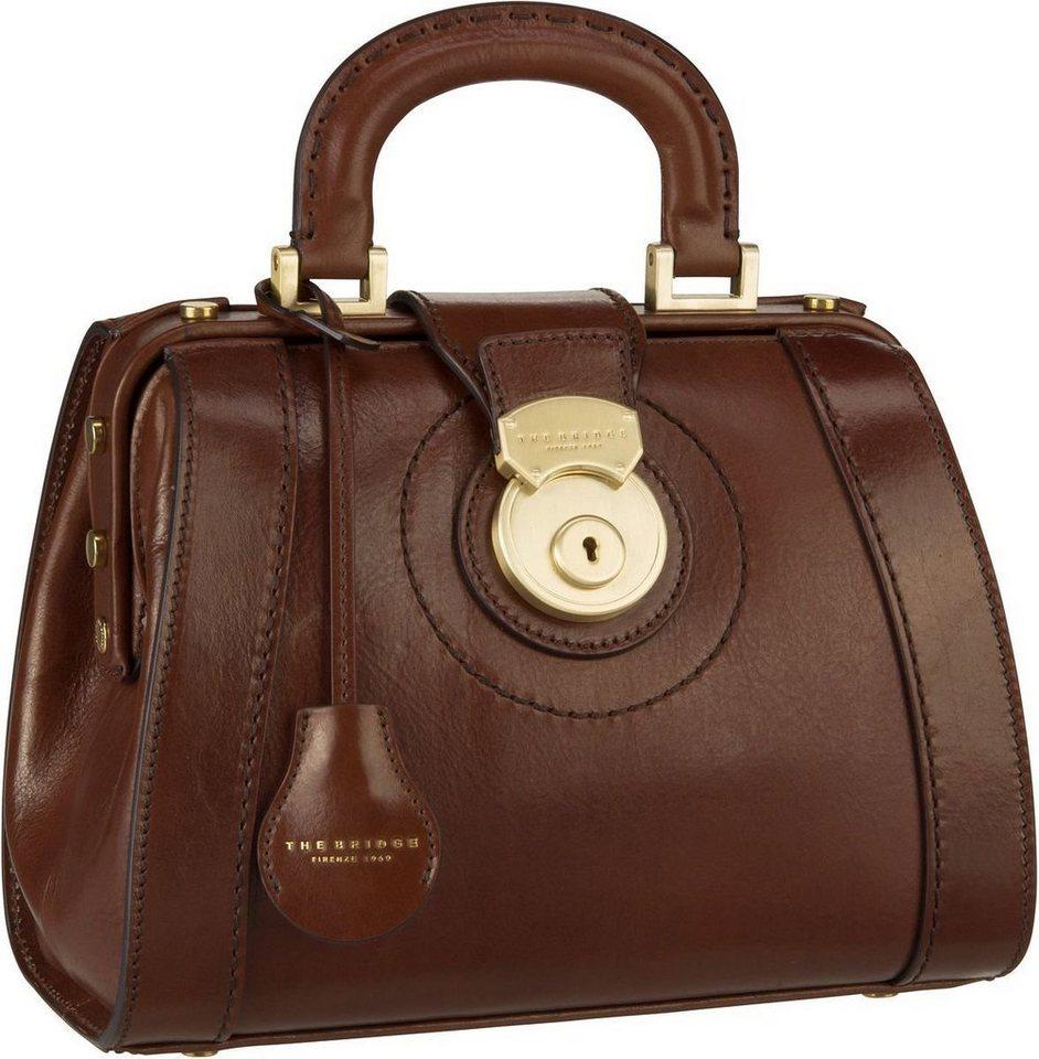 THE BRIDGE Handtasche »Rufina Arzttasche 3018« | Taschen > Business Taschen > Arzttaschen | Braun | Metall | THE BRIDGE