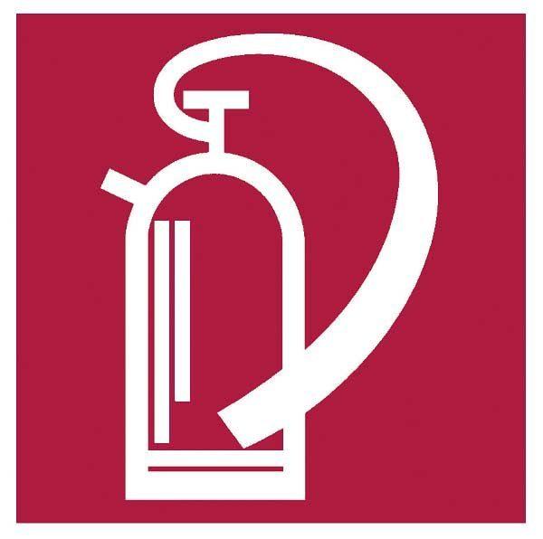 Brandschutz-Schild »Feuerlöscher«
