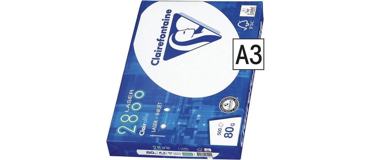 Clairefontaine Multifunktionales Druckerpapier
