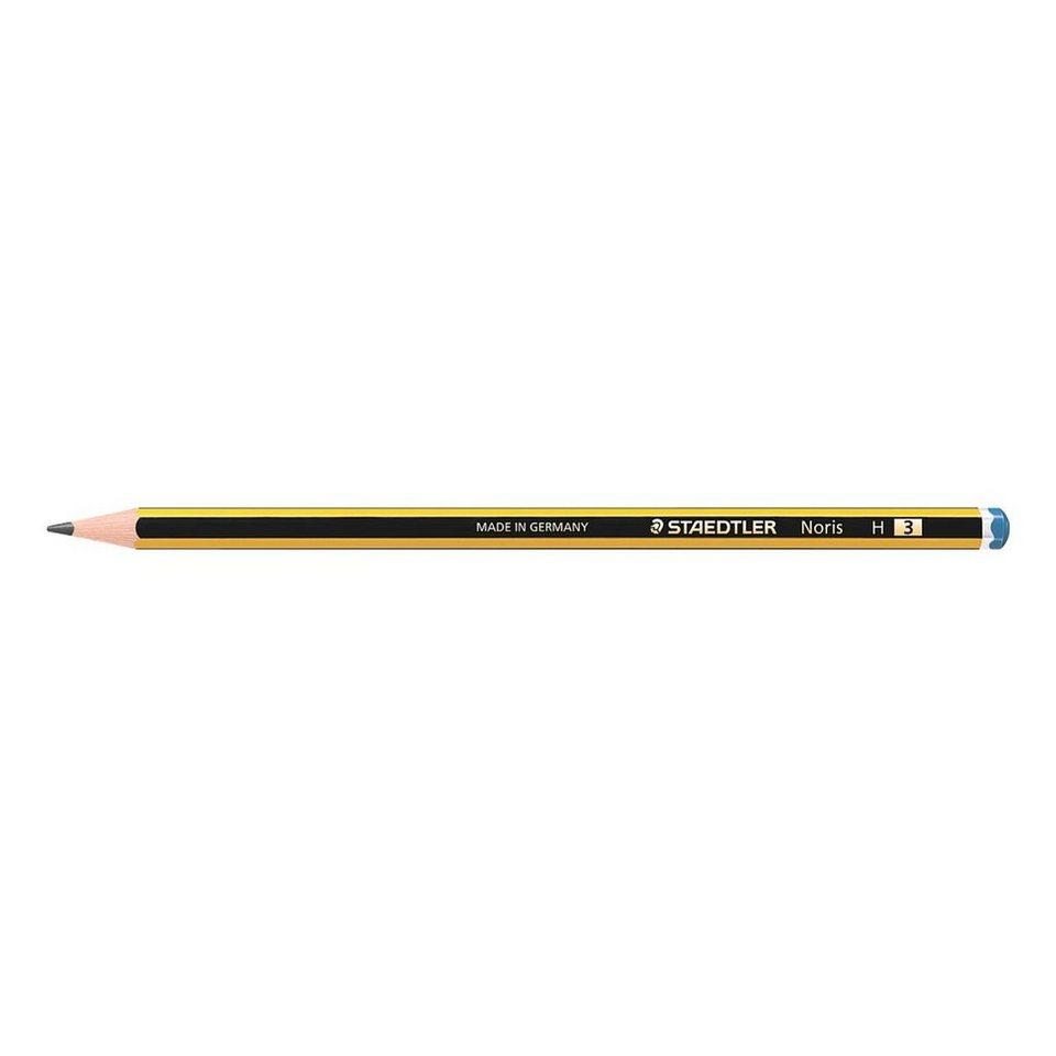 Staedtler Holz-Bleistift »Noris 120« in härtegrad h