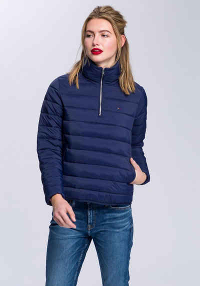 Tommy Jeans Outdoorjacke »TJW BASIC QUILTED HOODED POPOVER« 4f773cf112