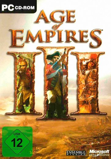 Age of Empires III PC, Software Pyramide