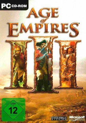 MICROSOFT Age of Empires III PC