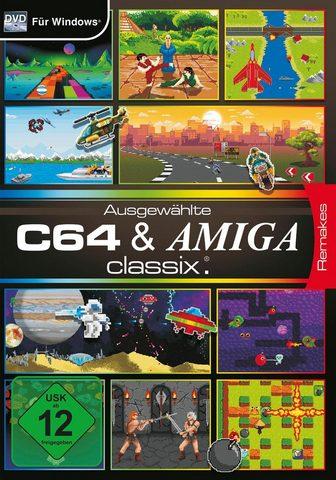 MAGNUSSOFT Ausgewählte C64 & Amiga Classix PC