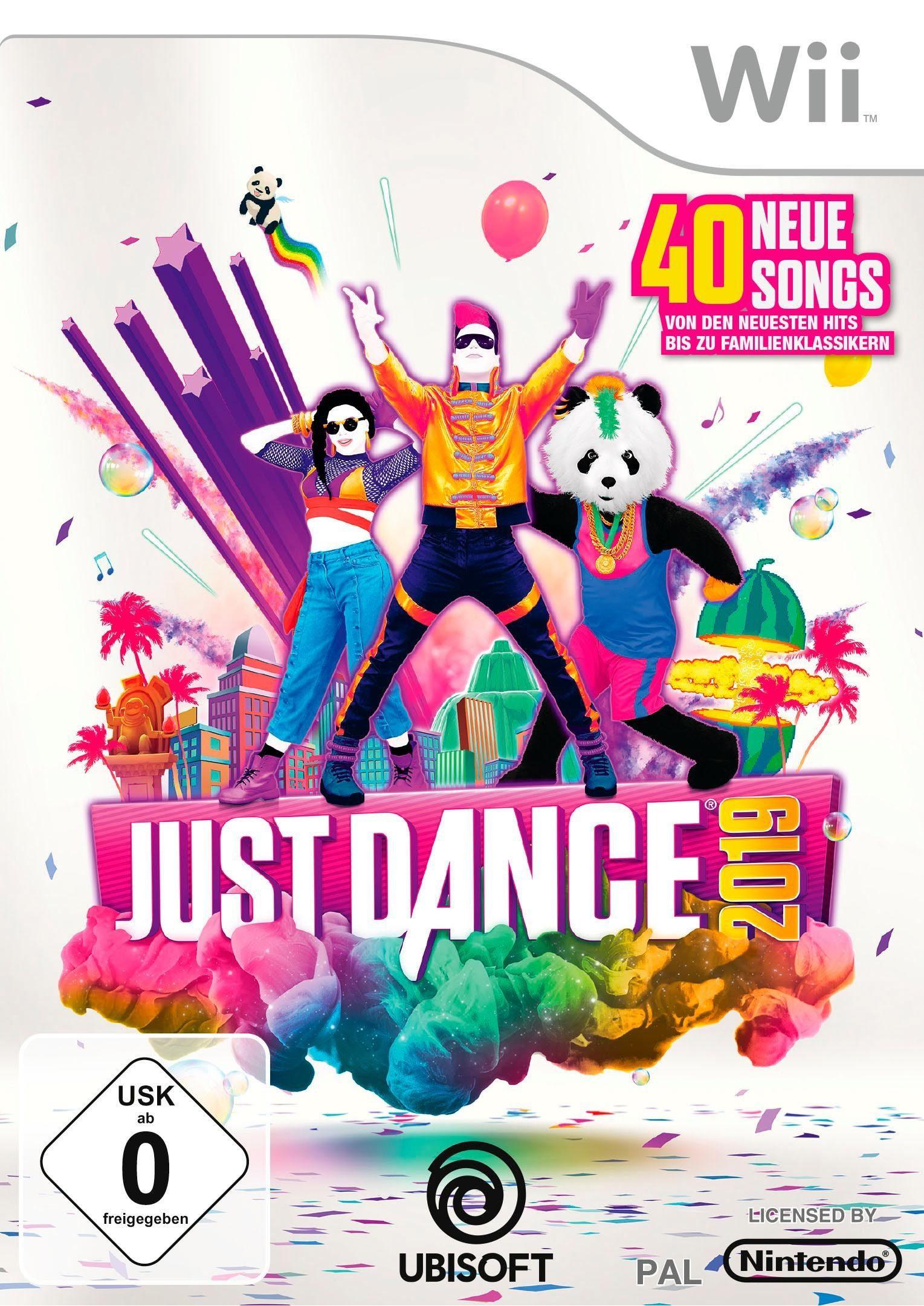 Just Dance 2019 Nintendo Wii