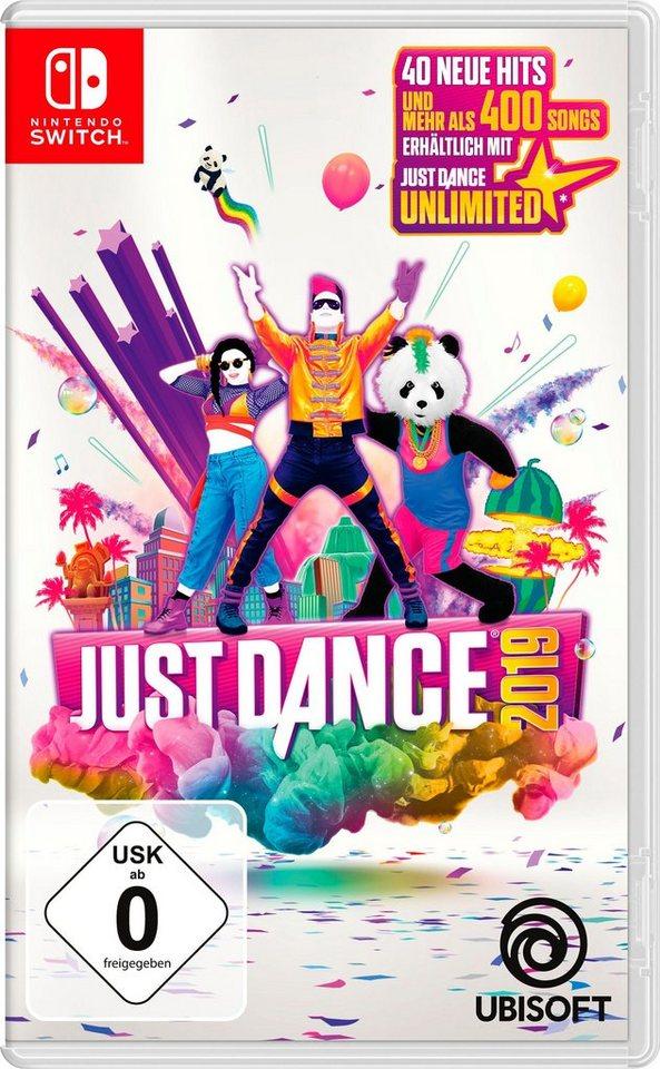 Ubisoft Just Dance 2019 Nintendo Switch