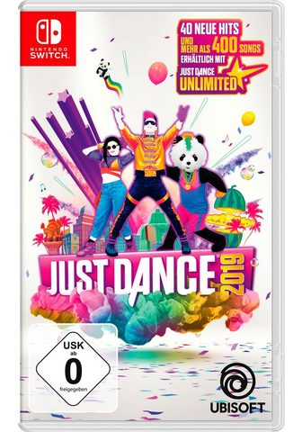 UBISOFT Just Dance 2019 Nintendo Switch