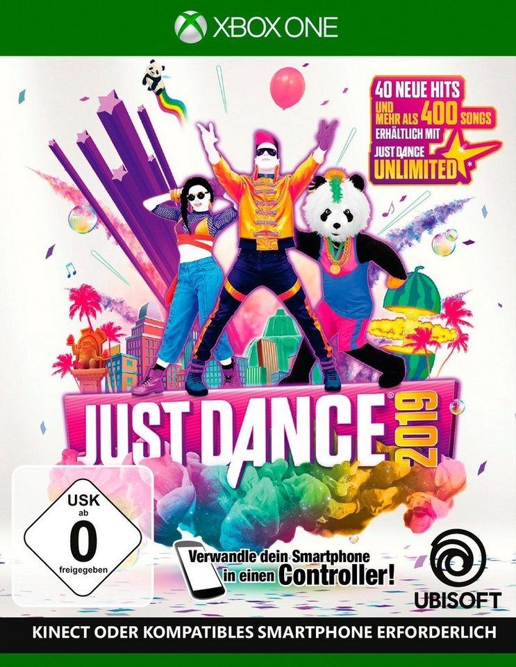 just dance 2019 xbox one online kaufen otto. Black Bedroom Furniture Sets. Home Design Ideas