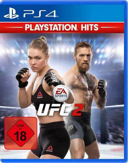 UFC 2 PlayStation 4, Software Pyramide