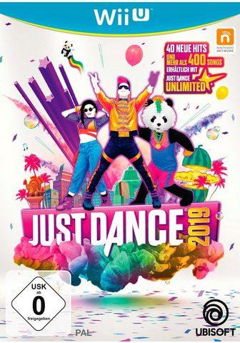 UBISOFT Just Dance 2019 Nintendo Wii U
