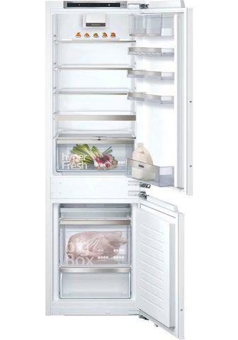 SIEMENS Einbaukühlgefrierkombination iQ500 KI8...