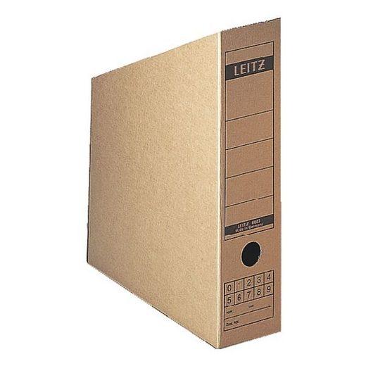 LEITZ 10er-Pack Stehsammler »6083«