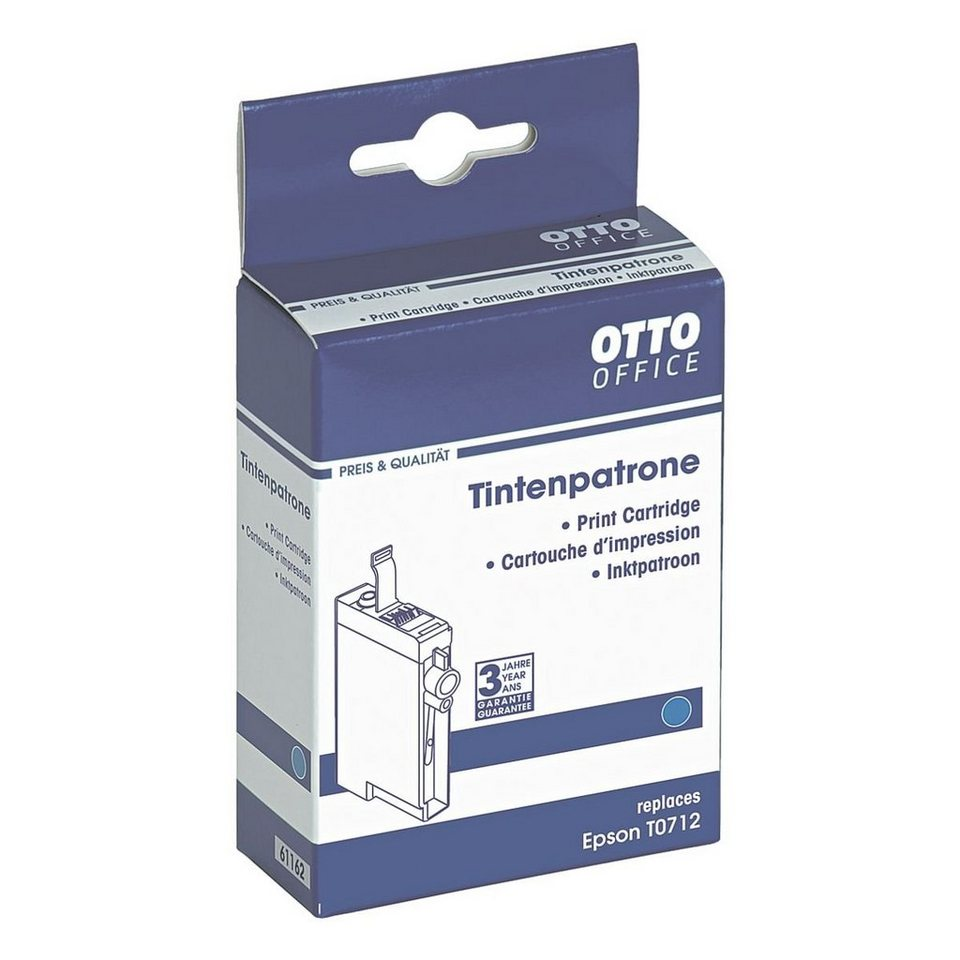 OTTO Office Standard Tintenpatrone ersetzt Epson »T0712«