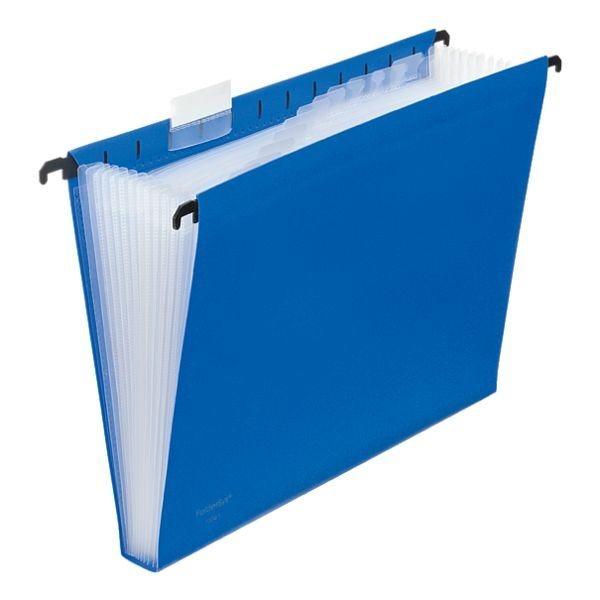Foldersys Hängefächermappe in blau