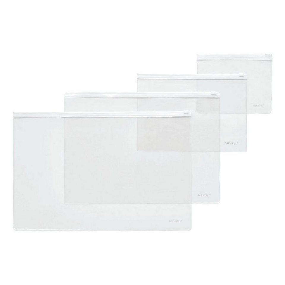 Foldersys Gleitverschlussbeutel