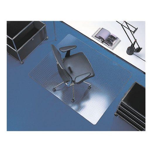 RSOFFICE Bodenschutzmatte 120x200 cm, rechteckig, für niederflorigen Tep »Rollsafe«