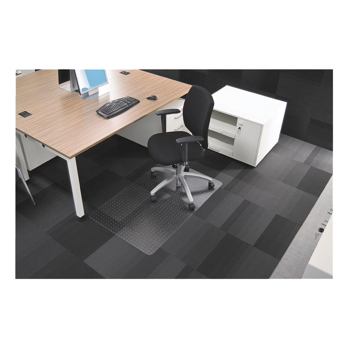 RS Office Products Bodenschutzmatte »Rollsafe«