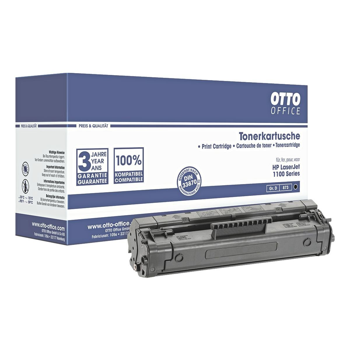 OTTO Office Toner ersetzt HP »C4092A« Nr. 92A