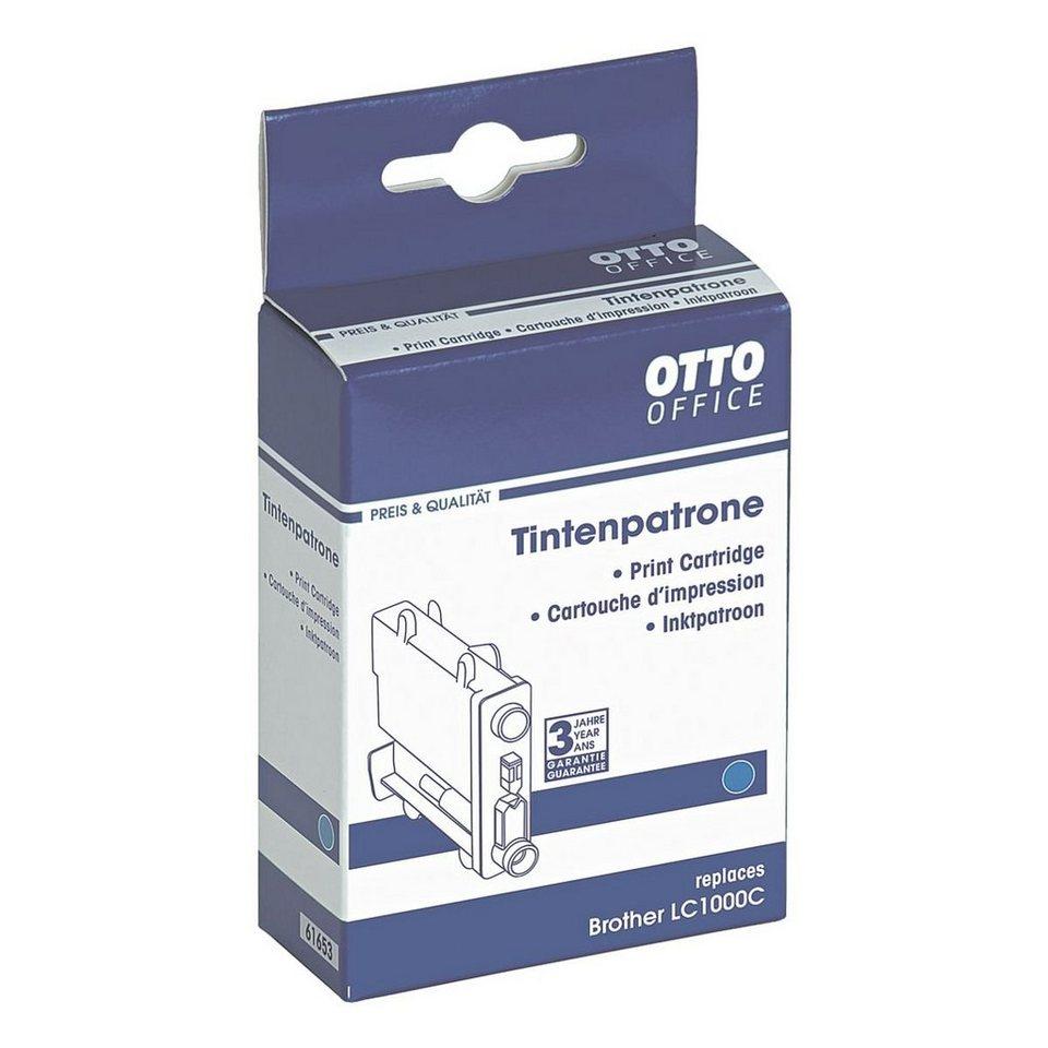 OTTO Office Standard Tintenpatrone ersetzt Brother »LC1000C«