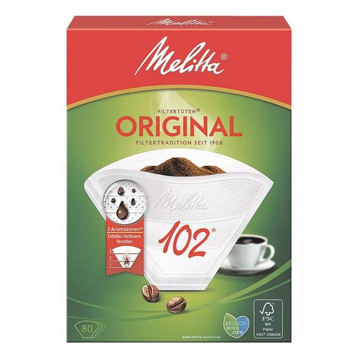 Melitta Filtertüten® »102«