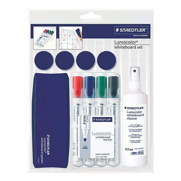 Staedtler Whiteboard-Set