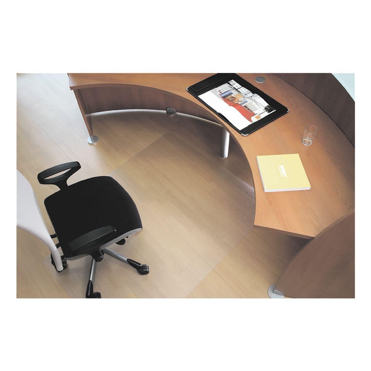 RSOFFICE Bodenschutzmatte 120x200 cm, rechteckig, für Hartboden »Rollsafe«