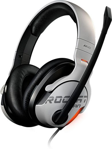 ROCCAT »Khan AIMO 7.1. High Resolution RGB« Gaming-Headset