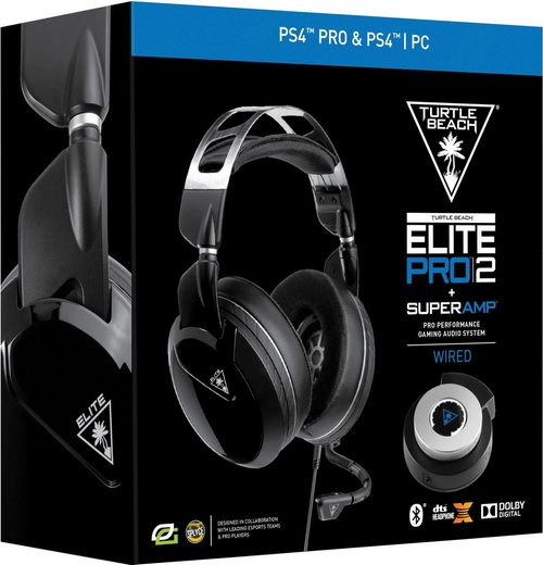 Turtle Beach »PS4 Elite Pro 2« Gaming-Headset (Bluetooth, Super Amp PS)