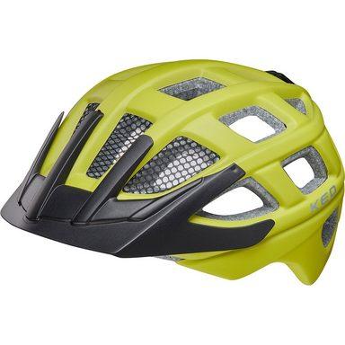 KED Helmsysteme Fahrradhelm Kailu, grün (matt)