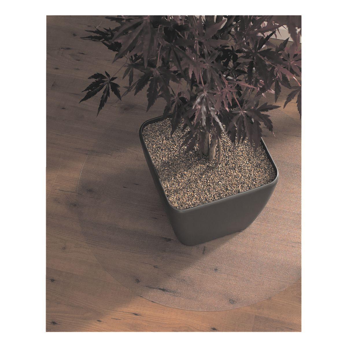 OTTO Office Standard Bodenschutzmatte Ø 120 cm rund für Teppichboden