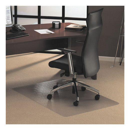 OTTOOFFICE STANDARD Bodenschutzmatte 120x100 cm, rechteckig, für Teppichboden