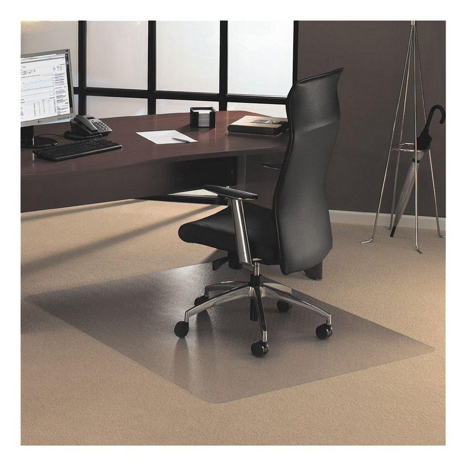 ottooffice standard bodenschutzmatte 120x120 cm rechteckig f r teppichboden online kaufen otto. Black Bedroom Furniture Sets. Home Design Ideas