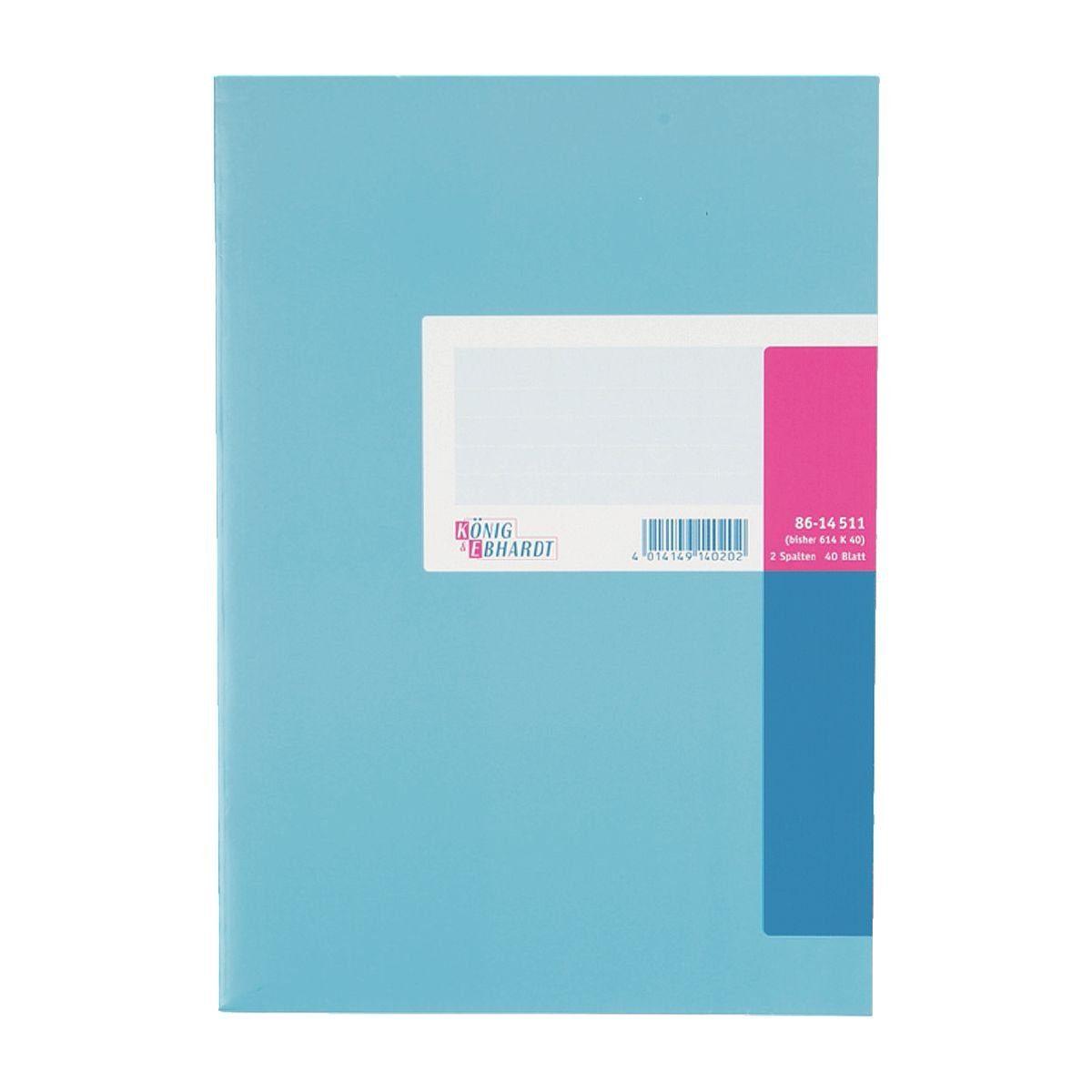 König & Ebhardt Spaltenbuch/Vielzweckbuch