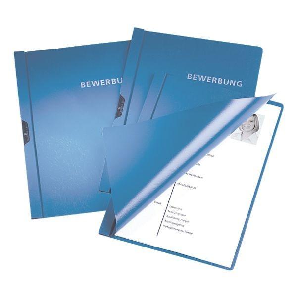 Durable Bewerbungsmappe in dunkelblau