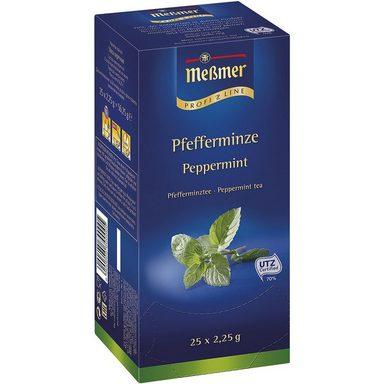Meßmer Pfefferminztee - Tassenbeutel