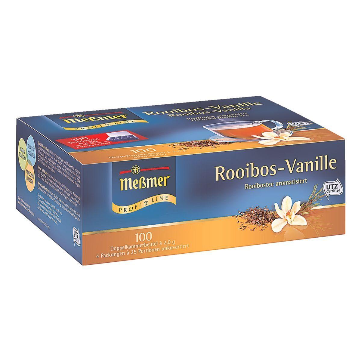 Meßmer Tee »Rooibos-Vanille«