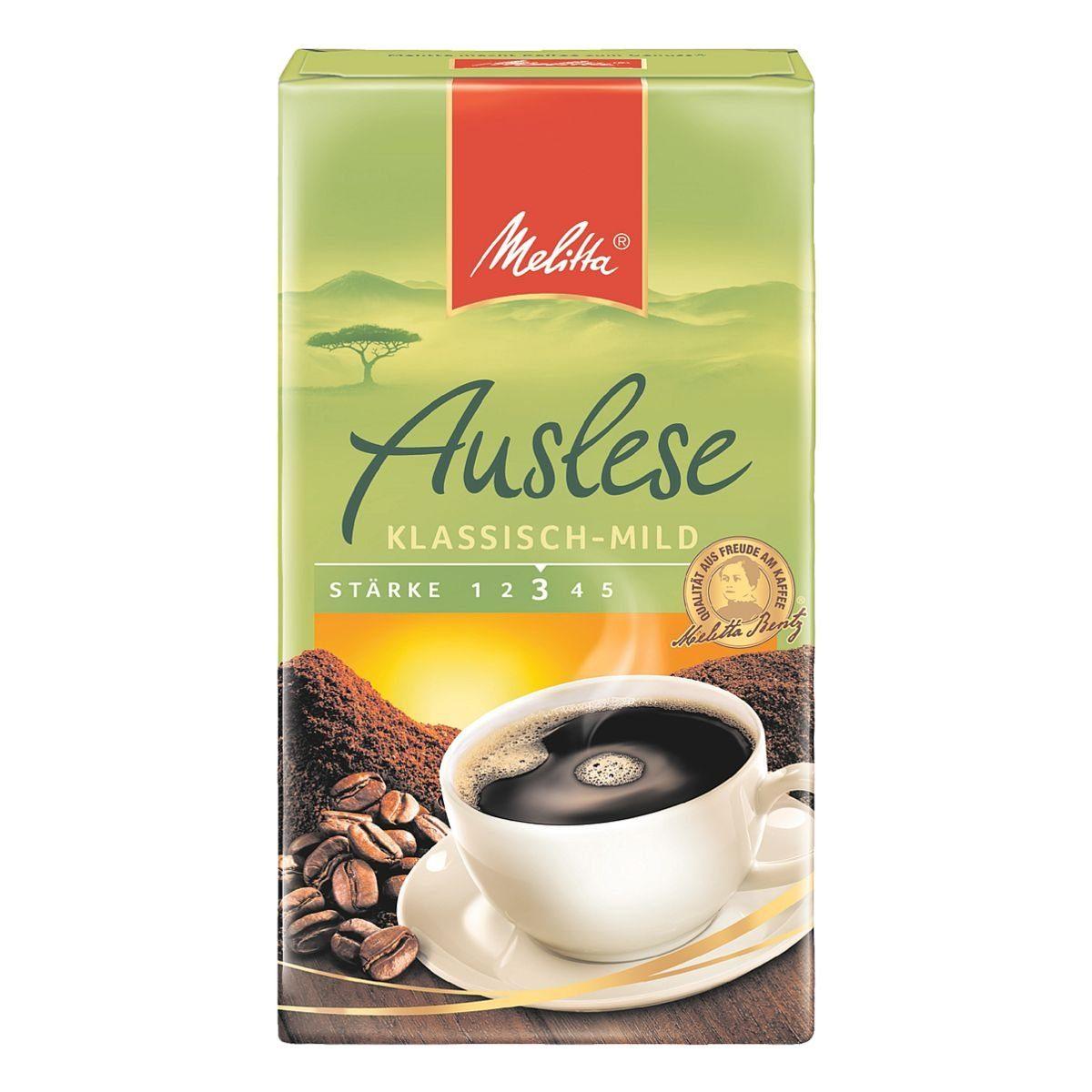 Melitta Kaffeemischung »Auslese Klassisch-Mild«