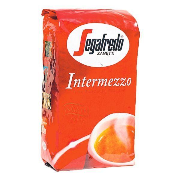SEGAFREDO Espresso - ganze Bohnen »Intermezzo«
