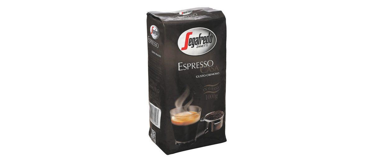 SEGAFREDO Espresso - ganze Bohnen »Casa«