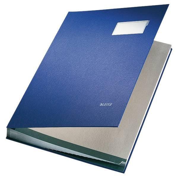 Leitz Unterschriftenmappe »5700« in blau