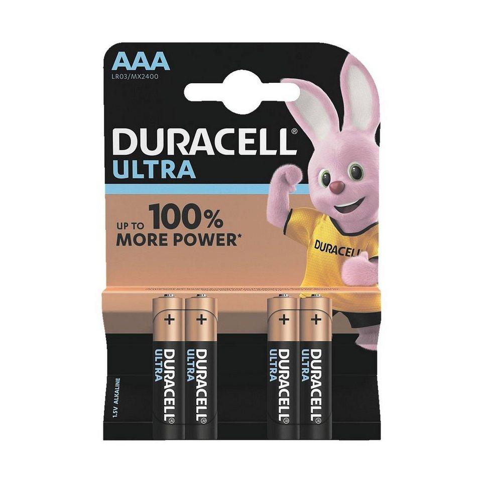 Duracell Batterien »Ultra M3« Micro / AAA / LR03