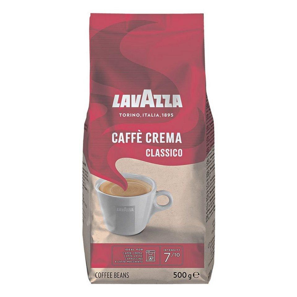 Lavazza Kaffee - ganze Bohnen »Caffè Crema Classico«