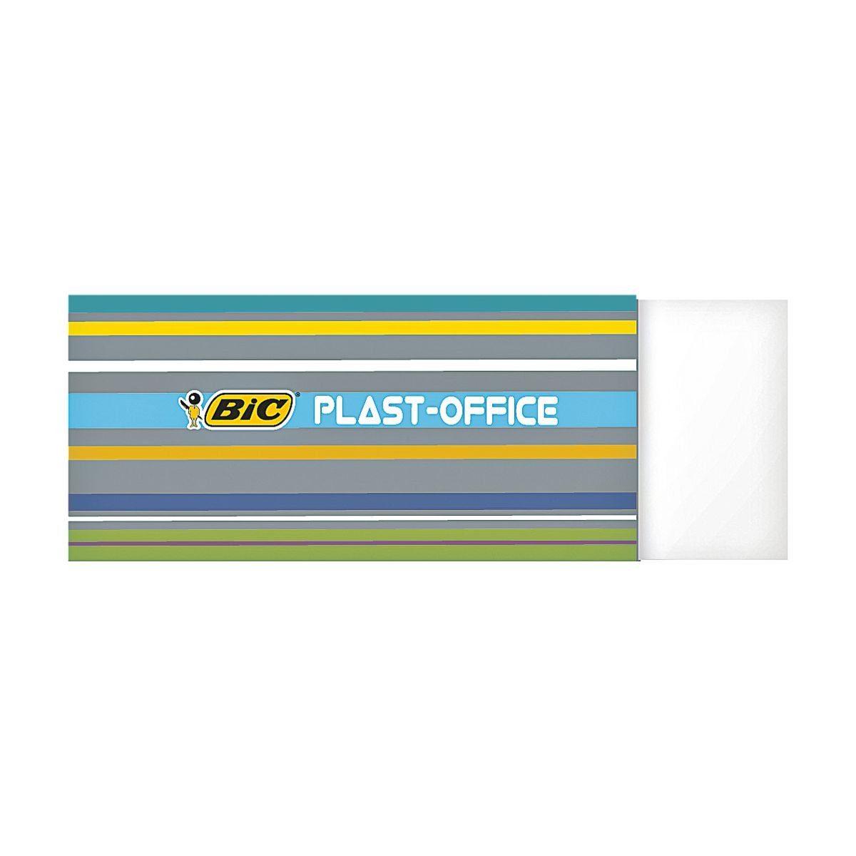 BIC Radiergummi »Plast Office«
